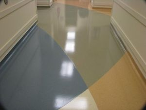 Urethane Treatment for Hard-Surface Floors
