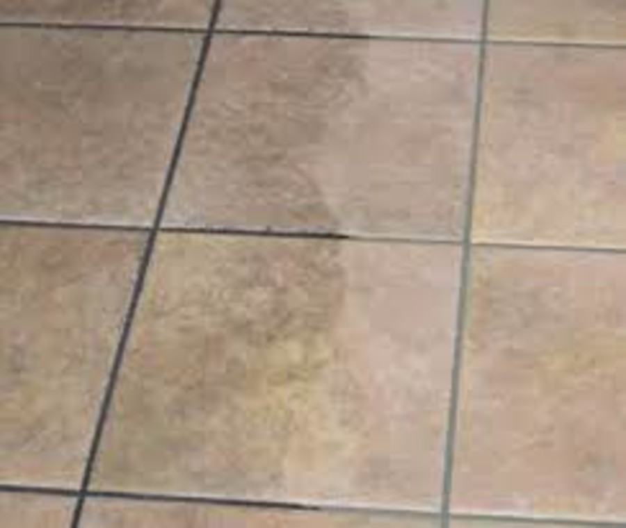 How Clean is Your Tile & Grout?